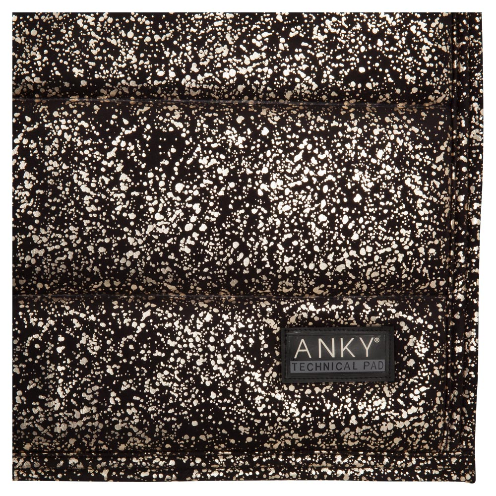 ANKY® Saddle Pad Waterdrop Limited Edition Dressage XB18001