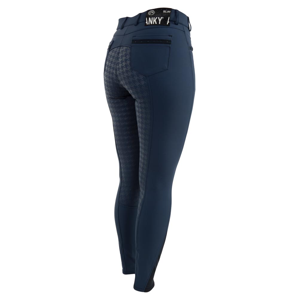 ANKY® Breeches Heritage Ladies Silicone Seat XR191101